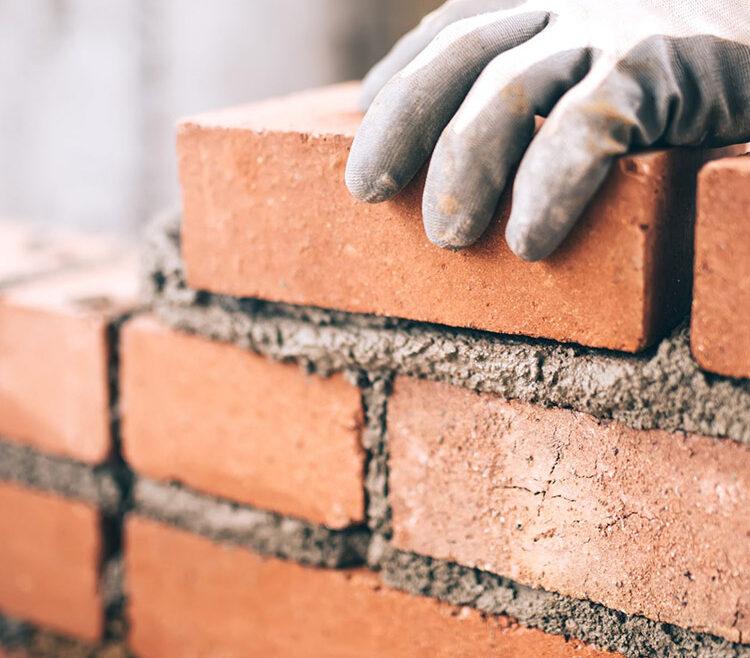 Кирпич, цемент